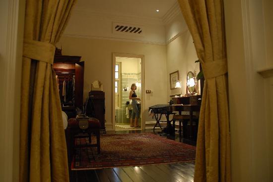 Raffles Hotel Singapore: Palm Court Suite