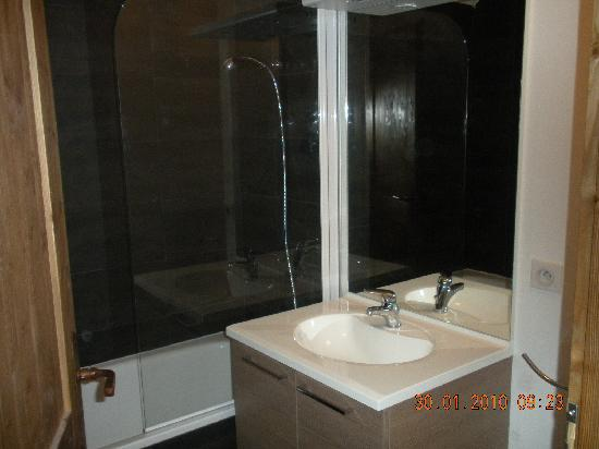 Lagrange Prestige Residence le Clos Saint Hilaire: baño
