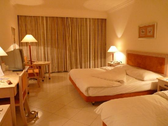 Movenpick Resort Taba Hotel : Ma chambre n°1012