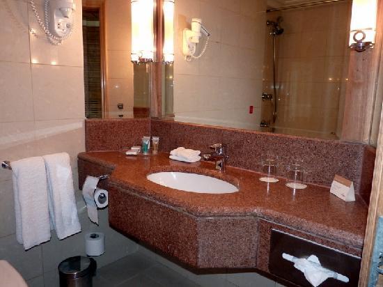 Movenpick Resort Taba Hotel: Ma salle de bain
