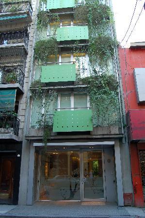Casa Calma Hotel: Casa Calma front