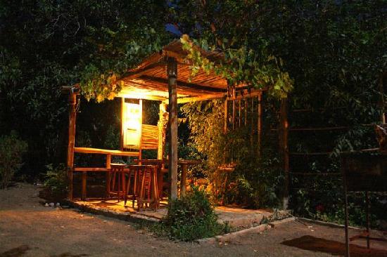 pergolas en el Jardin - Picture of Hostal Triskel, Pisco Elqui ...