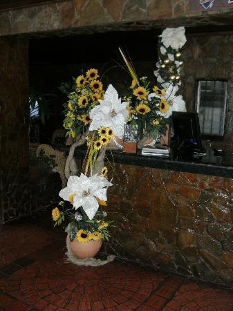 Hotel Castillo El Milagro: q bonito! nada mala decoracion!!