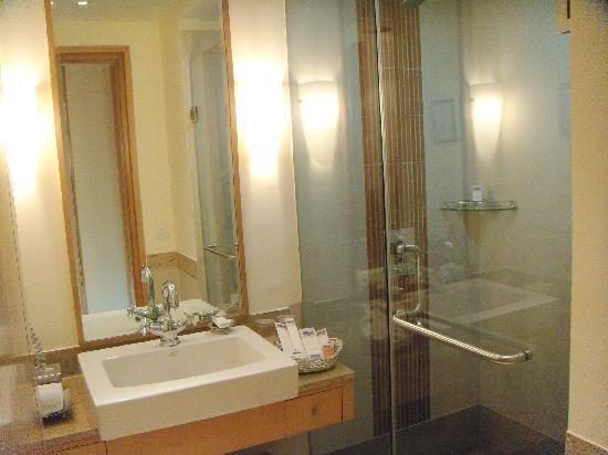 Dia Park Premier: Room 116 -- Bathroom (Shower only)