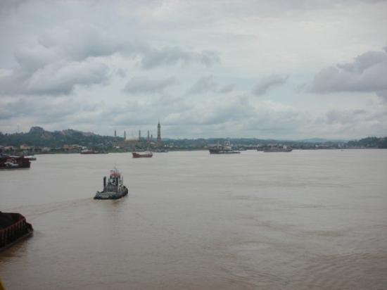 Samarinda & the Mahakam River, Kalimantan