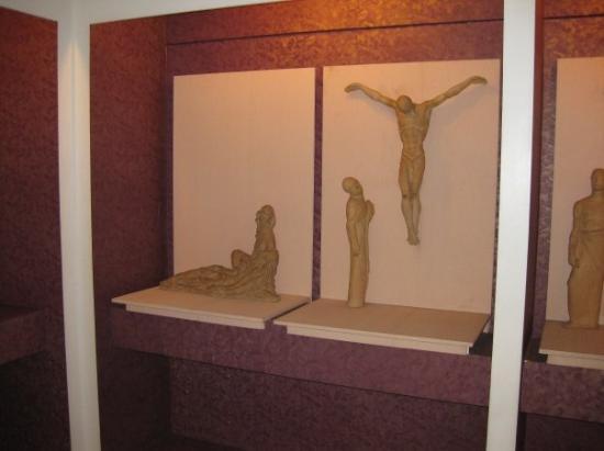 São Paulo, SP : Lots and lots of Jesus art....shocker!