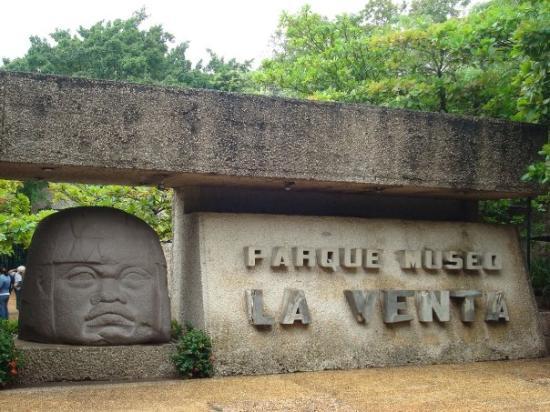 Villahermosa, Meksyk: museo de la venta