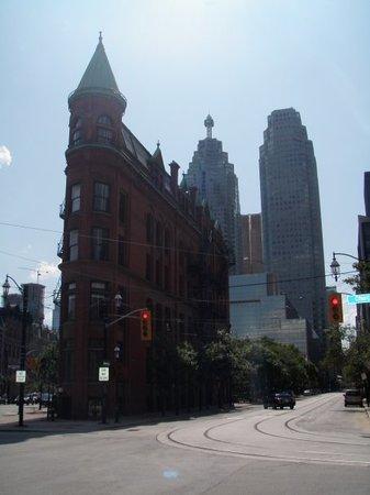 Gooderham (Flatiron) Building : The Flatiron Building.