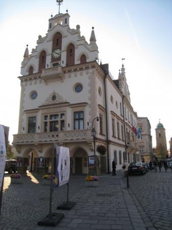 Rzeszow, بولندا: Old Town, Rzeszow, Poland