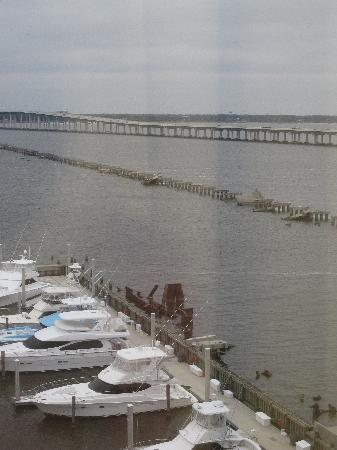 Palace Casino Resort: great view of bay + bridge