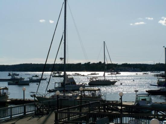 Boothbay Harbor, ME, United States View from Cap'n Fish's