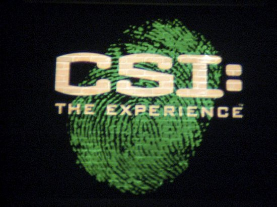 CSI: The Experience Photo