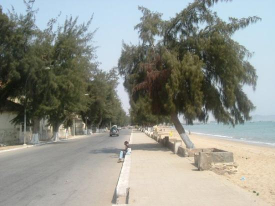 Benguela, Ангола: Praia Morena (Morena Beach)