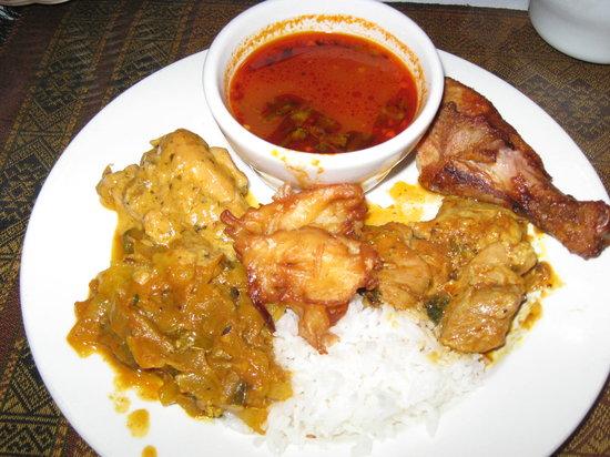 Himalayan Kitchen : Lunch Buffet