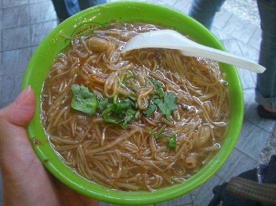Ay-Chung Flour-Rice Noodle(Ximending): 麺線小椀