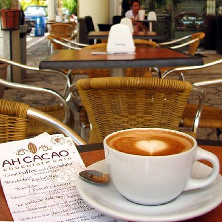 Ah Cacao Chocolate Café, 5th Avenue and 30th Street