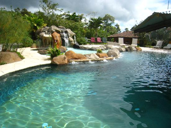Hotel Mountain Paradise: Pool