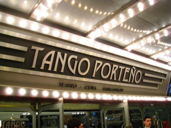 Tango Porteno