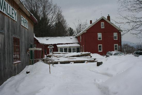 Jeffersonville, VT: Winter time