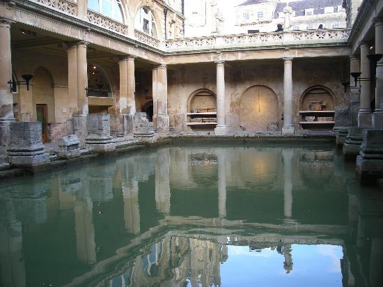 ‪‪Crescent Guest House‬: Roman Baths 2‬
