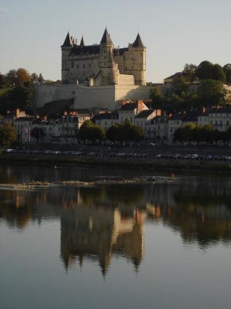 โซมูร์, ฝรั่งเศส: Le chateau de Saumur