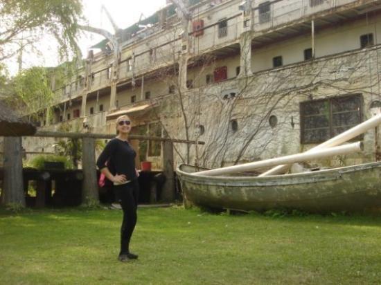 Zárate, Argentina: barco fantasma