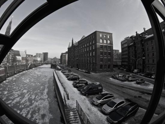 Warehouse District: speicherstadt