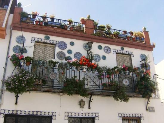 This house was in the Jewish section of the Old City,Marbella