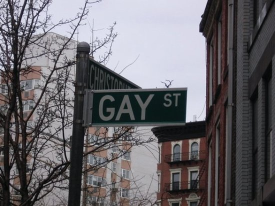 gay hotels in manhattan