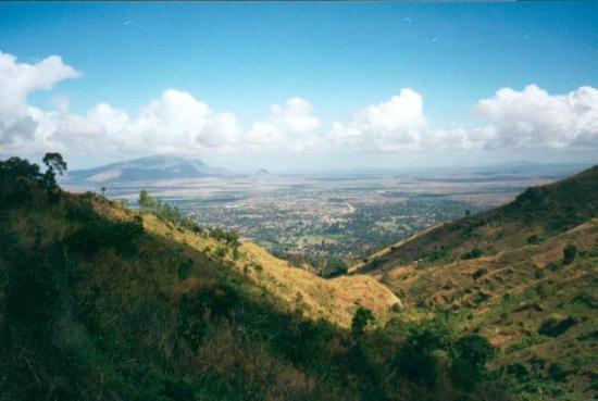 On the Morning Site at Uluguru Mountains, Morogoro, Tanzania