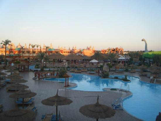 Aqua Blu Sharm: waterpark