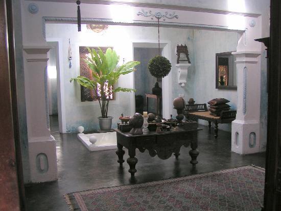 Florie Villa : interni