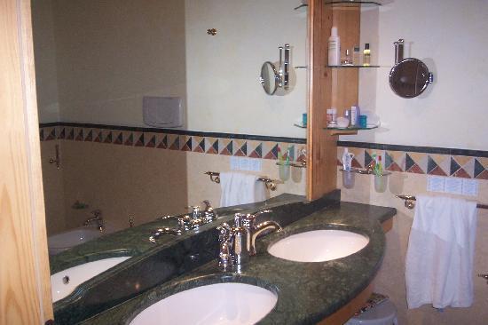 Hotel Lagorai Alpine Resort & Spa: bagno della camera