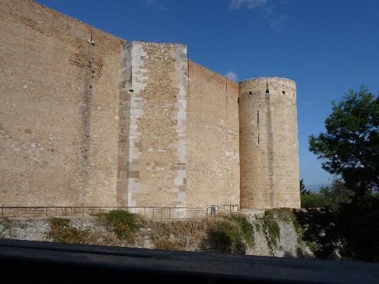 Lucera, Italia: castello