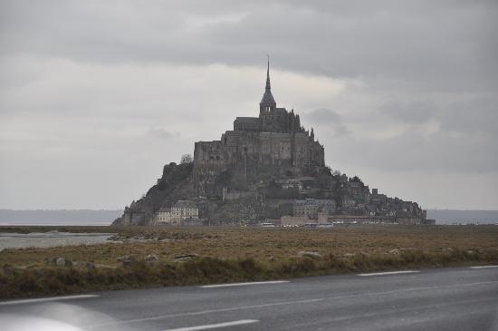 Les 13 Assiettes Hotel: Mont st Michel