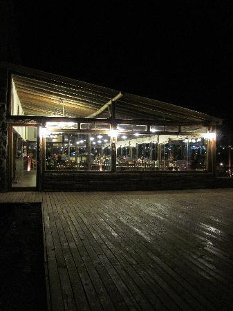Don Pichon: The restaurant from outside