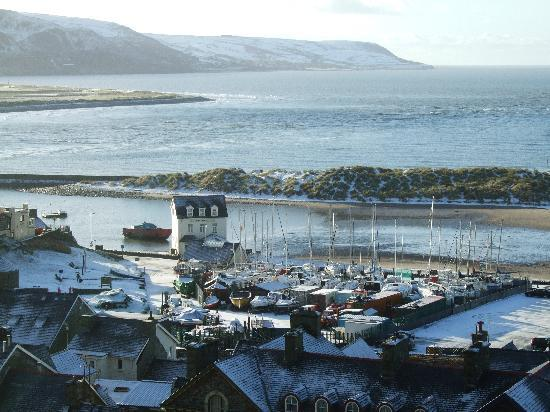 Barmouth, UK: Christmas