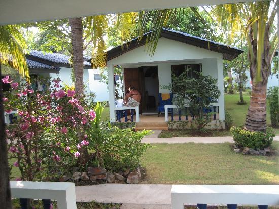 Sabai Resort: bungalow