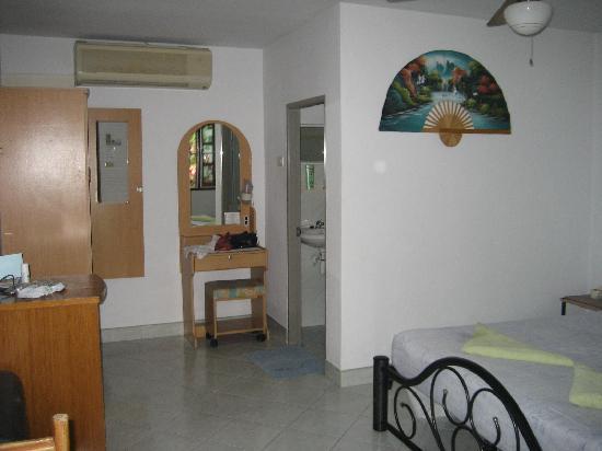 Sabai Resort: une chambre