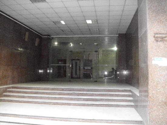 Mandarin Hostel: Entrance