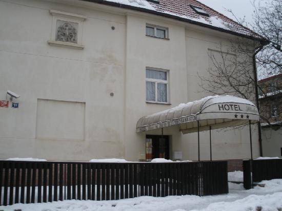 Hotel Stirka: Ingresso