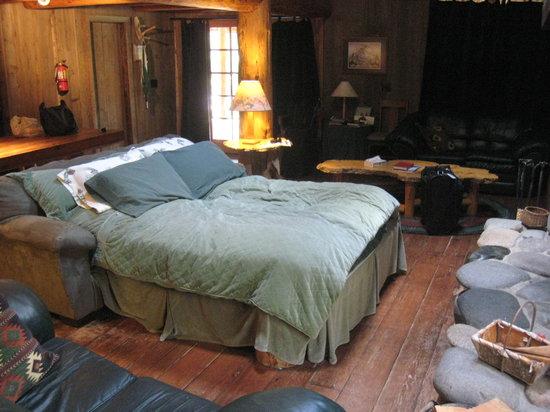 Ashford, WA: Bed?