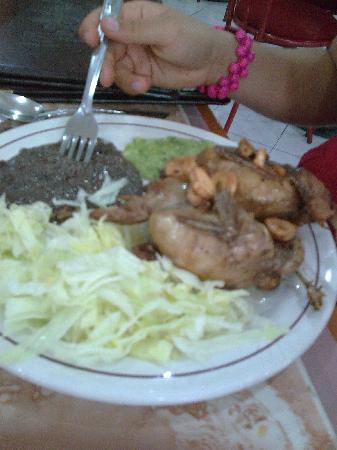 Restaurante Chon: Mexico Restaurante Bar Chon Codornices al mojo de ajo