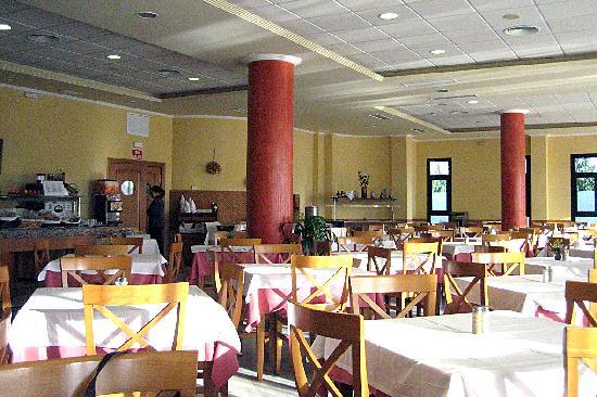 Hotel Victoria Playa: Una parte del comedor
