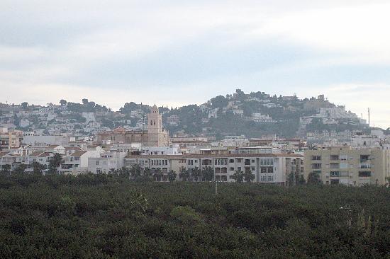 Hotel Victoria Playa: Vista desde una terraza