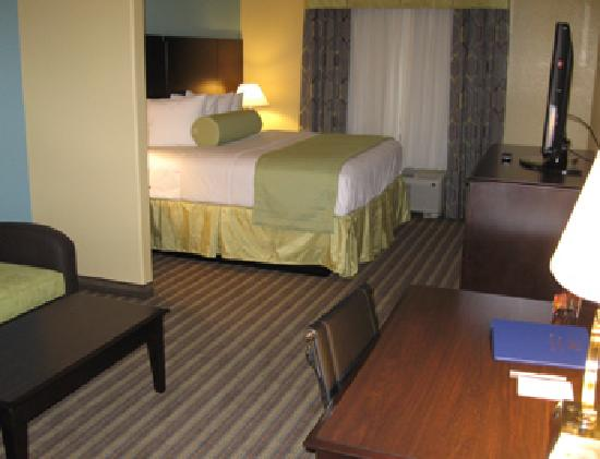 BEST WESTERN PLUS Goodman Inn & Suites: My room