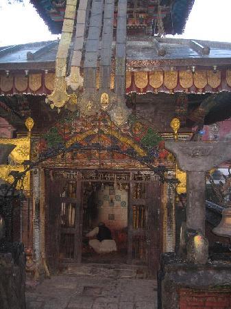 Thimi, Nepal: siddhi kali