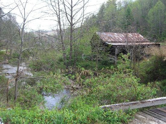 Hot Springs Log Cabins: Hot Springs Area