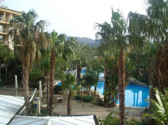 Estrella Coral de Mar Resort Wellness & Spa: Blick vom Balkon