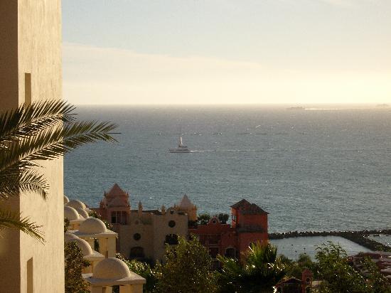 Vincci Selección La Plantación del Sur: View from our balcony